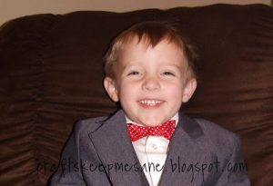 Tutorial Tuesday: Ribbon Bow Tie