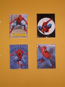 Whatever Wednesday: Spiderman Gift Boxes