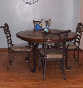 Whatever Wednesday: Dining Chairs Makeover