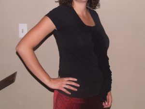 Tutorial Tuesday: Ruffle Shirt