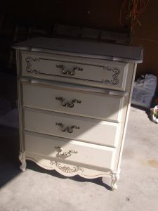 Whatever Wednesday: Another Dresser Makeover
