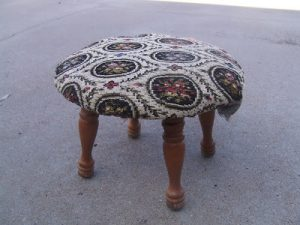 Whatever Wednesday: A little stool