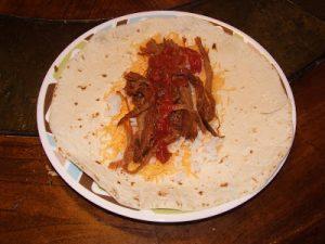 Tasty Thursday: Sweet Pork Quesadillas