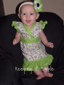 Tutorial Tuesday: Baby Dress
