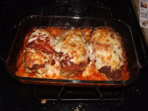 Tasty Thursday: Chicken Parmesan