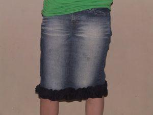 Tutorial Tuesday: Jean Skirt