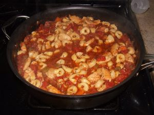 Tasty Thursday: Chicken Tortellini Soup