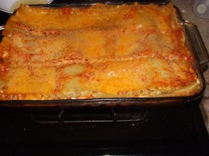 Tasty Thursday: Lasagna