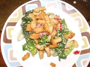 Tasty Thursday: BLT Salad