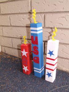 Whatever Wednesday: 2×2 Firecrackers