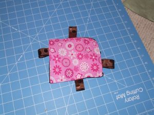 Tutorial Tuesday: Crinkle Toy