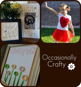 Guest Post: Occasionally Crafty