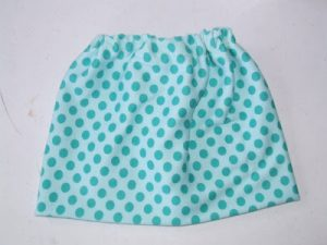Knit Bubble Skirt