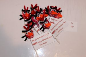 Easy Sucker Valentine: Angry Birds Valentine