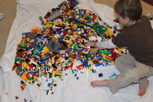 Tot Thursday: Legos