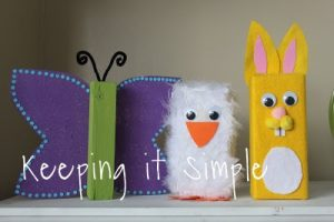 Tutorial Tuesday: 2×4 Spring Characters