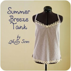 Summer Breeze Tank [Melly Sews]