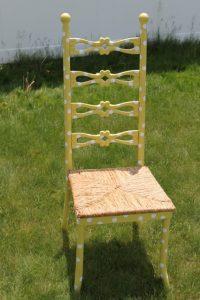 Polka Dots Chair