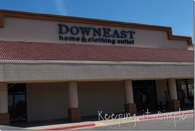 Downeast Home And Clothing Outlet Keeping It Simple Crafts