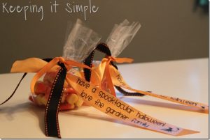 Scrapbooking Attitude: DIY personalized ribbon