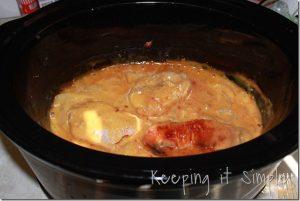 Crock Pot Pork Chops