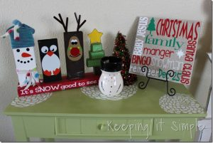 Winter Candle Warmer GIVEAWAY