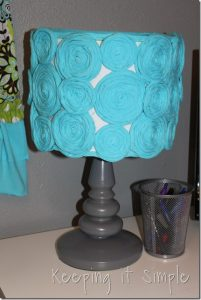 Rosette Lamp