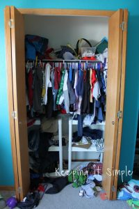 Getting More Organized with Rubbermaid
