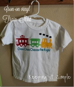 Choo Choo Train Shirt