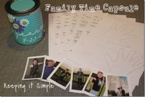 Family Time Capsule