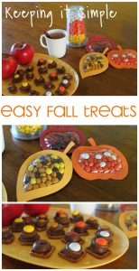 Tasty Fall Treats