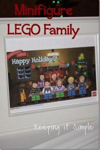 Minifigure LEGO Family