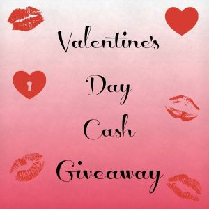 Valentine's Day Cash GIVEAWAY— $475 Cash!