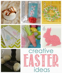 Easy Easter Craft: Baker's Twine Carrot