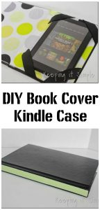 Easy Kindle Cover: Book Cover Kindle Case