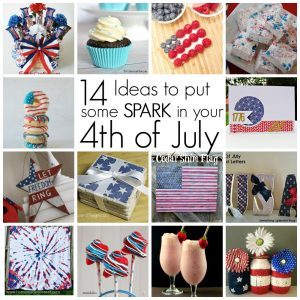 14 4th of July Ideas {MMM #231 Block Party