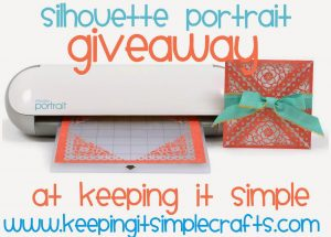 10,000 Facebook Fan Celebration: Silhouette portrait machine GIVEAWAY