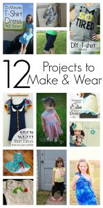 12 Projects to Make and Wear {MMM #239 Block Party}