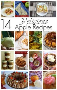 14 Delicious Apple Recipes {MMM #243 Block Party}
