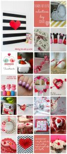 Cute and Easy Valentine's Day Ideas {MMM #262 Block Party}
