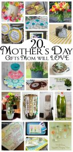 20 Mother's Day Gifts Mom Will Love {MMM #274 Block Party}