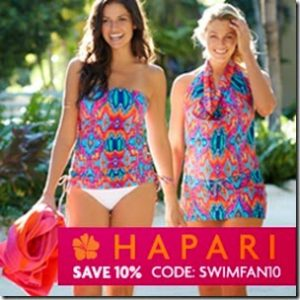 Fashionable and Modest Swimwear: Hapari Swimwear