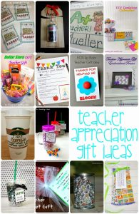 Teacher Appreciation Gifts {MMM #277 Block Party}