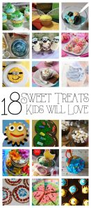 Sweet Treats that Kids will Love {MMM #288 Block Party}