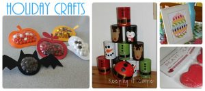 Lots and Lots of Ideas- Crafts, Tutorials, Recipes and More!
