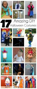 17 Amazing DIY Halloween Costumes {MMM #299 Block Party}
