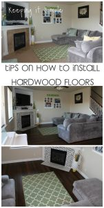 Tips on How to Install Hardwood Flooring by Yourself- Bamboo Strand Handscraped Hardwood