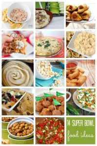 Super Bowl Food Ideas {MMM #314 Block Party}