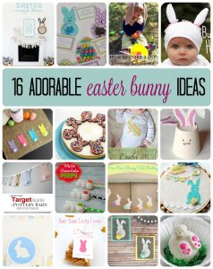Easter Bunny Ideas {MMM #322 Block Party}