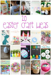 20+ Easter Craft Ideas {MMM #321 Block Party}
